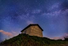 북해도 여름풍경중 밤사진들